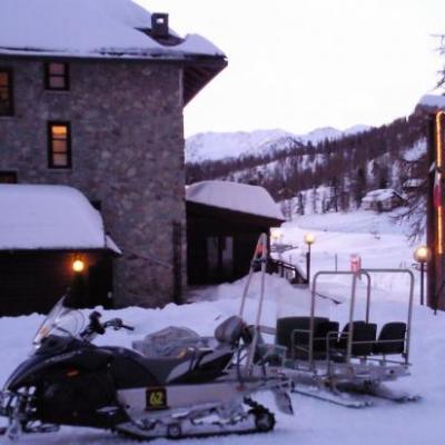 Séjour Février 2010 à Cesana