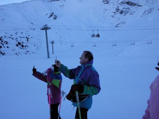 Séjour Nouvel-An 2010-2011 aux Arcs