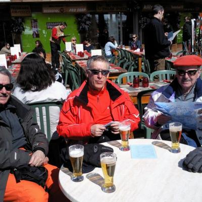 Séjour Mars 2012 à Courchevel