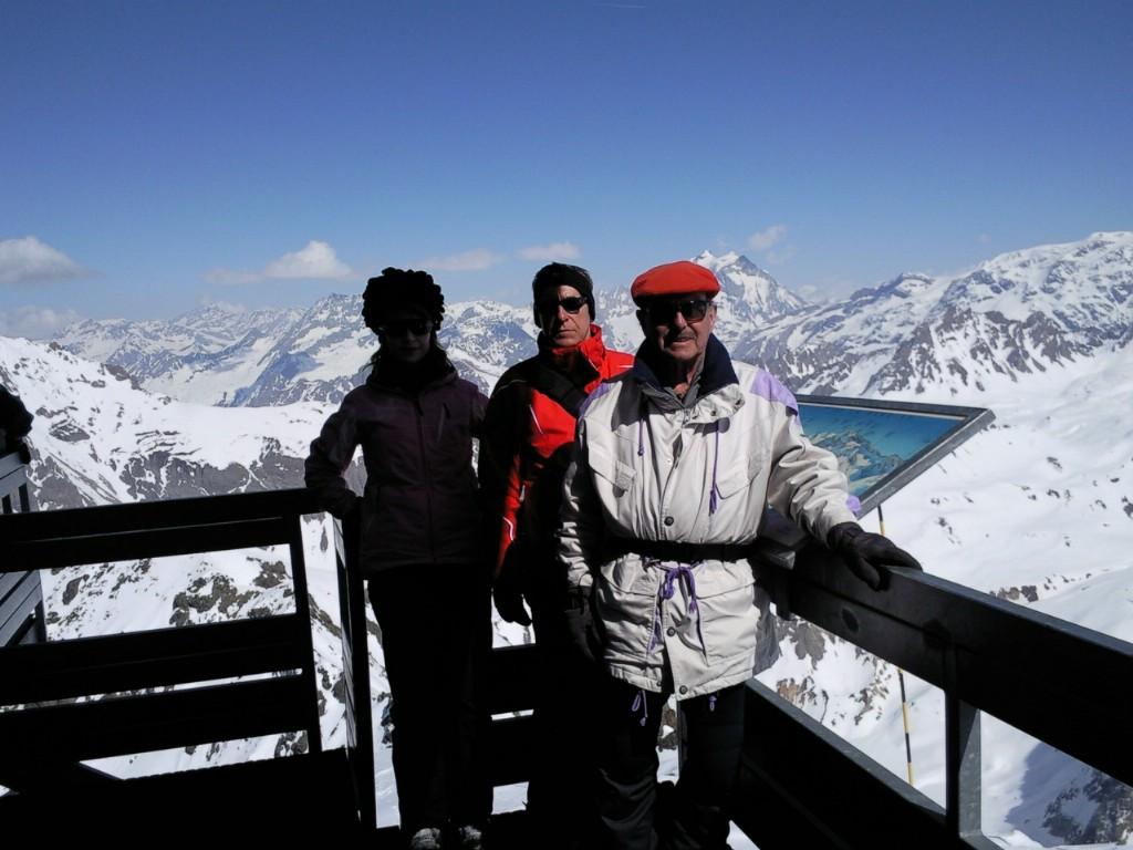 Mont Vallon 2950 m