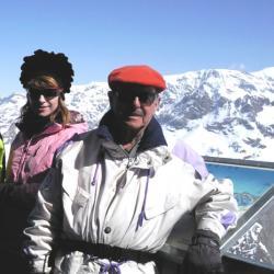 Mont Vallon 2950 m - Gérard & Sylvie