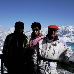 Mont Vallon 2950 m ..