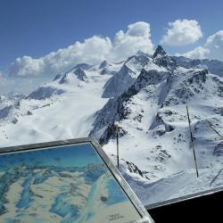 Vue du Mont Vallon