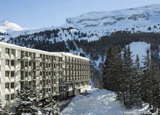 Hotel club mmv le flaine01